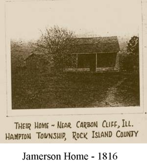Jamerson Home 1816