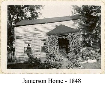 Jamerson Home 1848