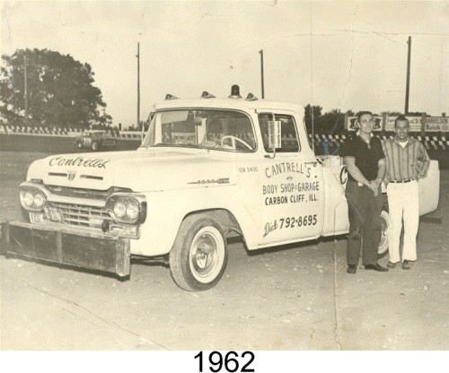 1962 Cantrell's Tow Truck