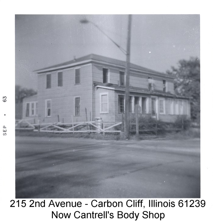 215 2nd Avenue - 1963
