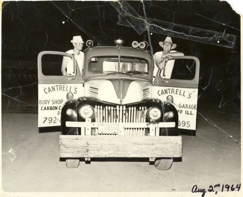 Cantrell's Tow Truck 1964