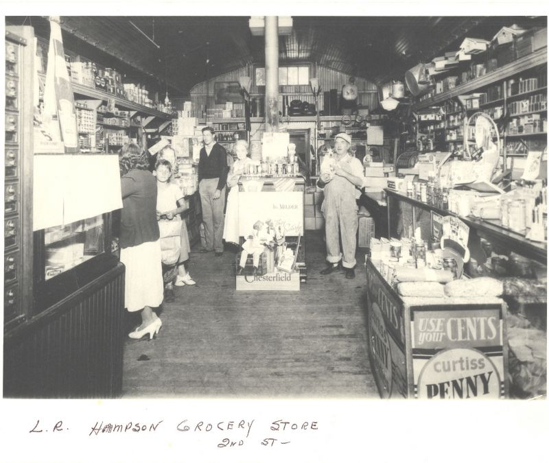 Hampson Grocery Store